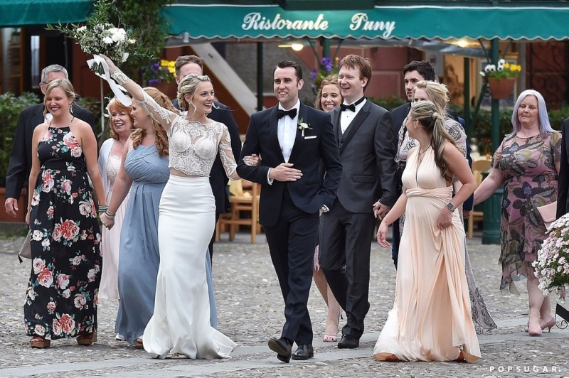Matthew Lewis And Angela Jones Wedding Pics