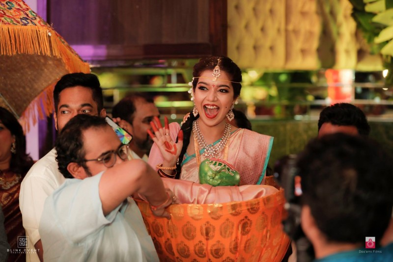 Marriage Pics Colors Swathi Wedding Stills