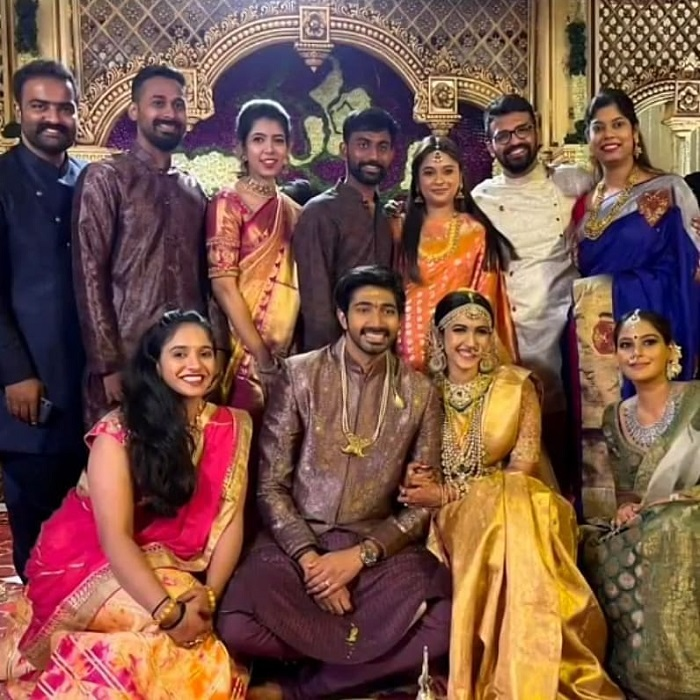 Niharika Konidela And Chaitanya Wedding Pictures