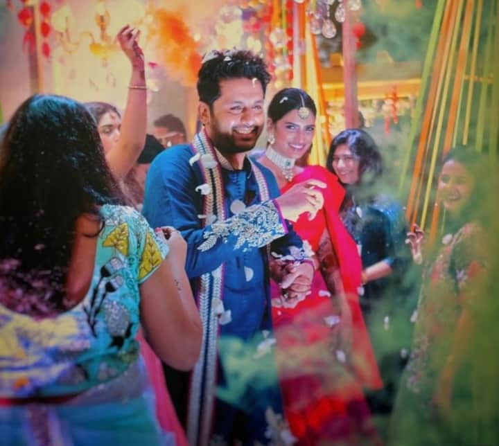 Nithin Wedding Photos