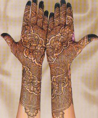 Beautiful Mehendi Designs For Your Special Occasion
