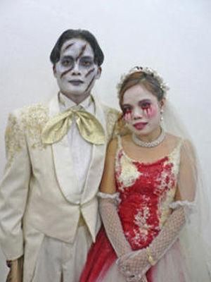 Wackiest Weddings