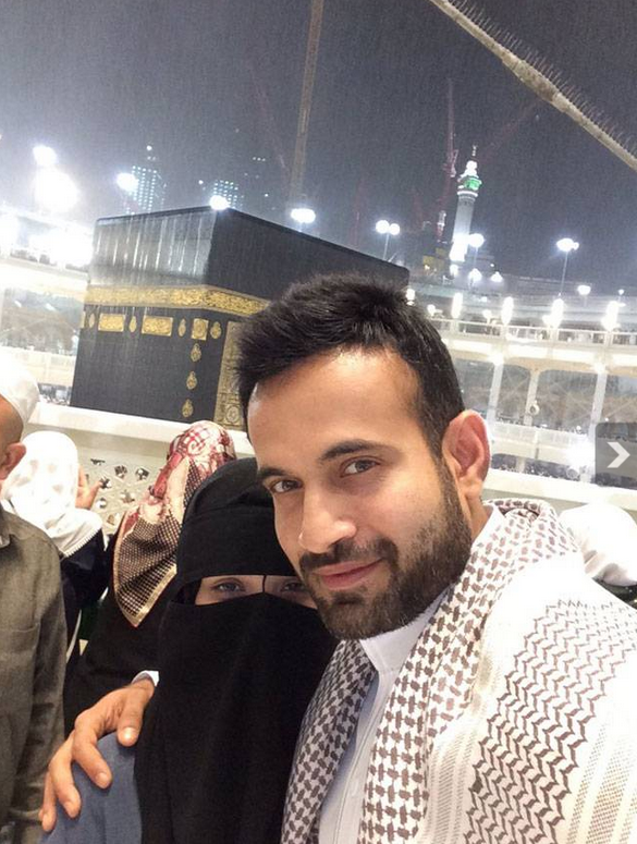 Irfan Pathan And Safa Baig Wedding Photos