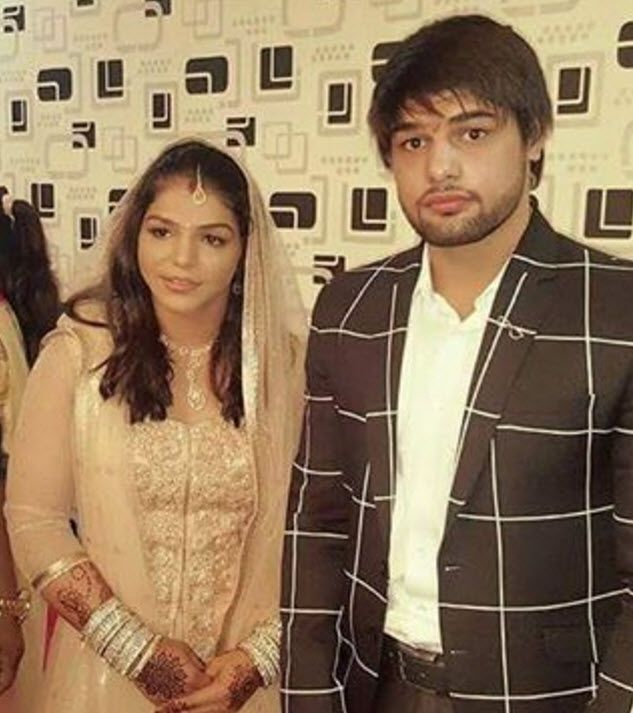 Sakshi Malik And Satyawart Kadian Got Engaged