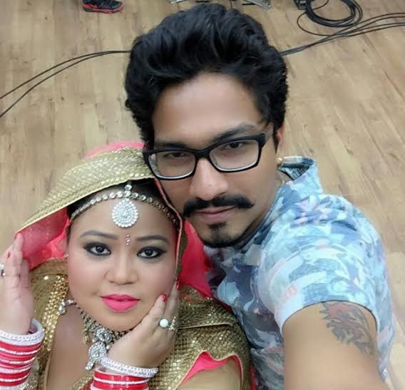 Comedian Bharti Singh Gets Engaged To Boyfriend