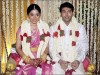 Aarthi And Tamil Actor Jayam Ravi Wedding Photos