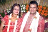 Niranjan And Abhinaya Marriage Photos