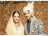 Actor Dulquar Salman And Amal Sufiya Marriage Photos