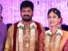 Pranitha Reddy And Actor Manchu Manoj Marriage Pictures