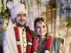 Actress Diya Mirza And Sahil Sangha Marriage Photos