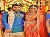 Bandla Ganesh Brother Daughter Ashritha Wedding Photos