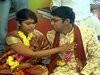 Chiru Daughter Srija And Sirish Bharadwaj 1st Wedding Photos