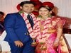 DVV Danayya's Daughter Jahnavi Got Married To Pavan Kumar