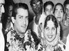 Dharmendra And Hema Malini Wedding Photos