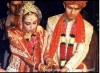 Madhurima And Singer Sonu Nigam Marriage Photos