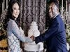 Pele And Marcia Cibele Aoki Wedding Pictures