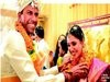 Indian Crickter Lakshmipathi Balaji And Priya Thalur Wedding Photos