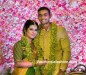 Abhimanyu Mithun And Saratkumar Daughter Rayane Marriage Photos