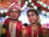 Srikanth And Singer Madhu Priya Wedding Photos