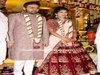 Talasani Srinivasa Yadav Daughter Swathi Wedding Photos
