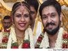 Tamil Actor Nakul And Shruthi Bhaskar Wedding Photos