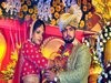 Wrestler Sakshi Malik  And Satyawart Kadian Marriage Photos