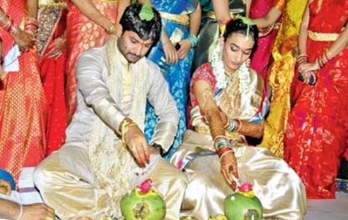 Nani Anjana Wedding Photos