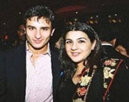 Saif Ali Khan And Amrita Singh Divorce