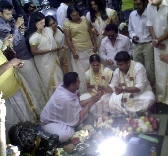 Prabhu Married To Sindhu Menon