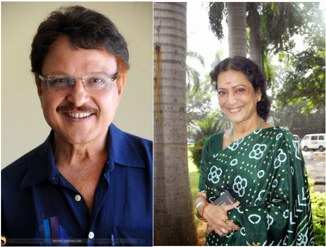 Rama Prabha And Sarath Babu Divorce Photos