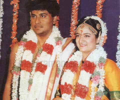 Mohini Divorced Bharath