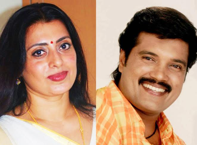Priya Raman And Ranjith Divorce Photos