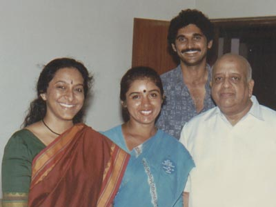 Revathi And Suresh Chandra Menon Got Splitted