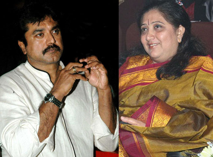 Sarathkumar And Chaya Got Divorced