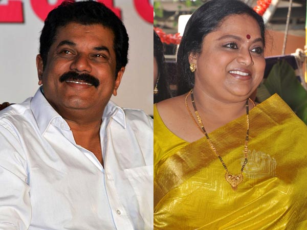 Saritha And Mukesh Got Splitted