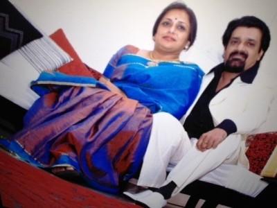 Shankar Panicker And Rooparekha Divorce Pics