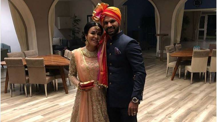 India Opener Shikhar Dhawan Divorces Wife Ayesha Mukherjee