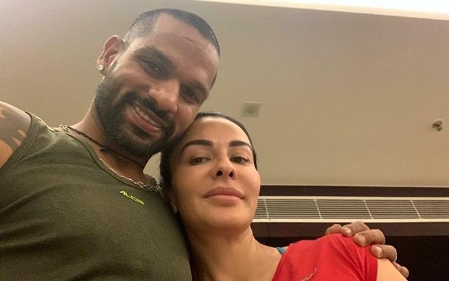 Shikhar Dhawan And Ayesha Mukherjee Divorced