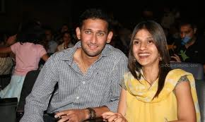 Fatima Ghadially Married Ajith Agarkar