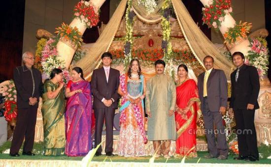 Lakshmi Prasanna And Andy Srinivasan Marriage Photos