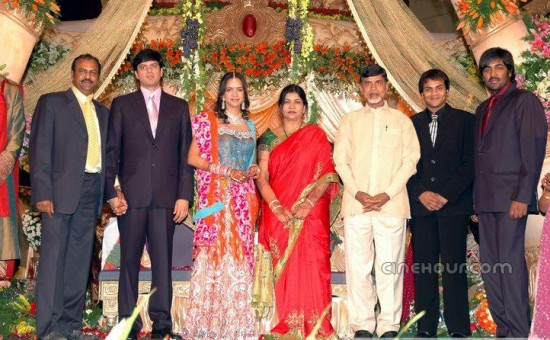 Lakshmi Prasanna And Andy Srinivasan Marriage Photos