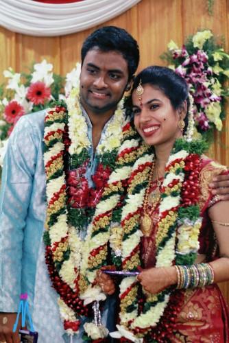 Srvana Bhargavi Marriage With Hema Chandra