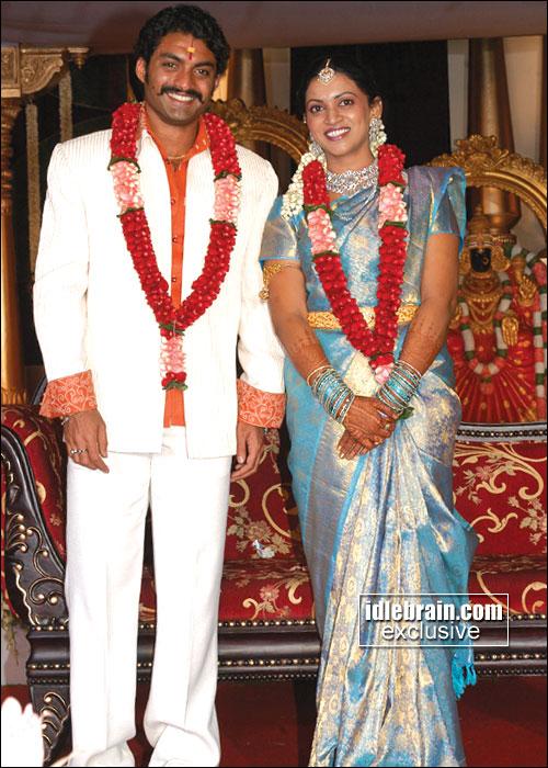 Swathi And Nandamuri Kalyan Ram Wedding Photos
