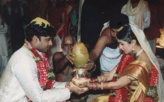 Sumanth And Keerthy Reddy's Marraige