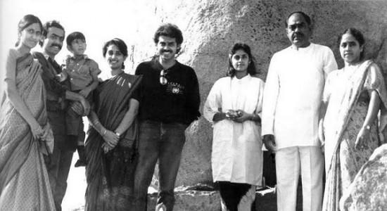 Neeraja And Venkatesh Daggubati Marriage Photos