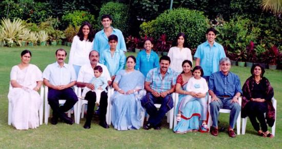 Venkatesh Neeraja's Marriage Photos