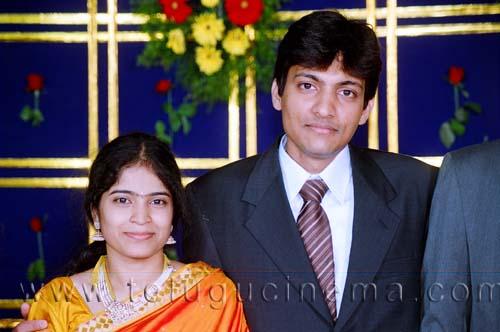 Singer Usha And Sreekanth Wedding Photos