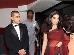 Aamir Khan Wedding Photos With Reena