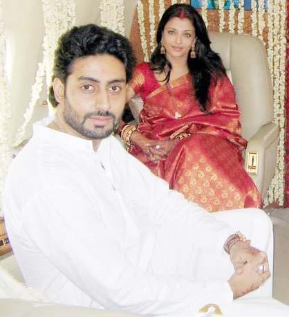 Aishwarya Rai And Abhishek Bachchan Wedding Pictures