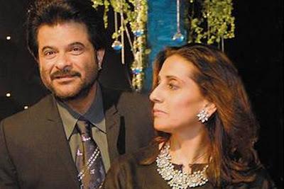 Anil Kapoor Married To Sunitha Kapoor